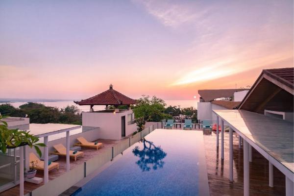 Hotel Bali Dekat Pantai