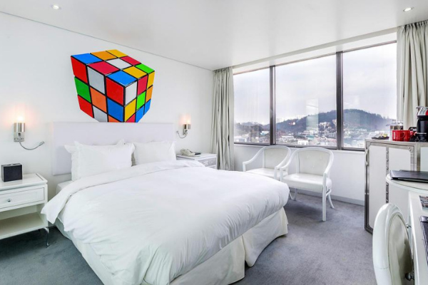 Hotel Mewah Korea Selatan