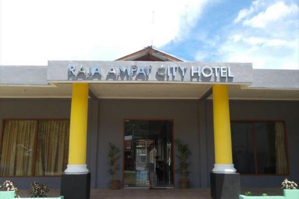 Hotel murah Raja Ampat