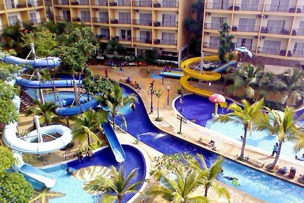 Pilihan Hotel Bintang Lima