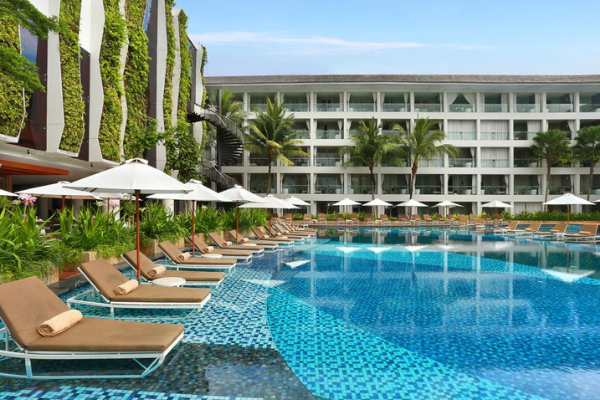Hotel Bintang 5 Bali