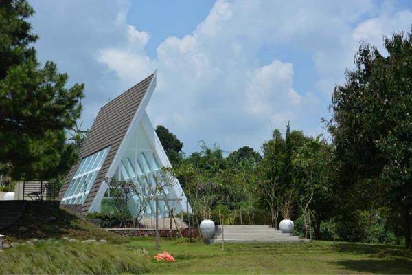 Hotel Romantis Di Lembang